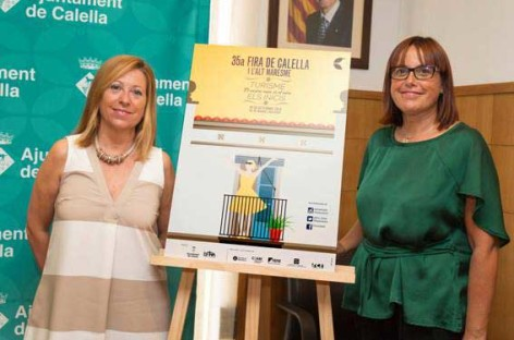La Fira de Calella espera 70.000 visitantes