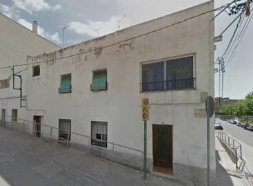 Se derrumba el techo de una casa de Mataró a consecuencia de las lluvias