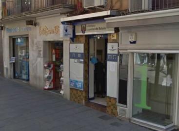 Vendidas partes de un segundo premio de la Lotería Nacional en Mataró