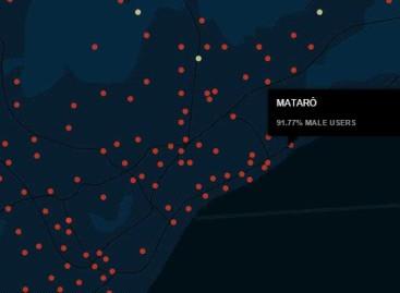 Decenas de hombres del Maresme afectados por el hackeo de una web de infieles