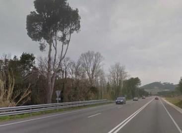 Un muerto en un accidente de tráfico en Tordera