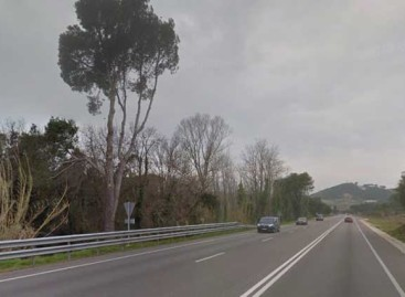 Fomento licita obras para acondicionar N-II entre Tordera y Maçanet de la Selva