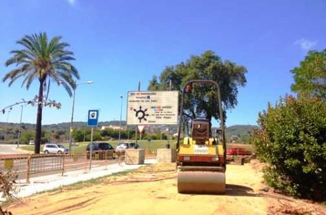 Empiezan los trabajos de remodelación del enlace de Mataró Oest de la C-32