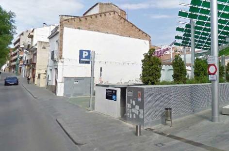 Canet rescinde el contrato a la concesionaria del aparcamiento de Riera Gavarra