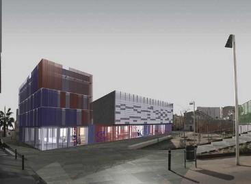 Empiezan las obras para el centro comercial de Ca l'Escoda en Premià de Mar