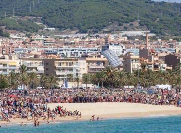 La Festa al Cel reune 115.000 personas en Mataró