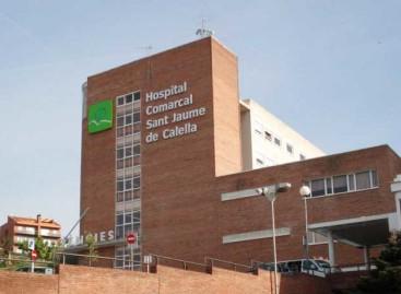 El Hospital de Calella desplegará más profesionales si sigue el colapso de urgencias