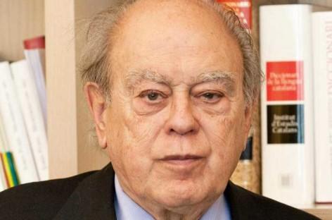 Mataró acuerda retirar todas las placas dedicadas a Jordi Pujol