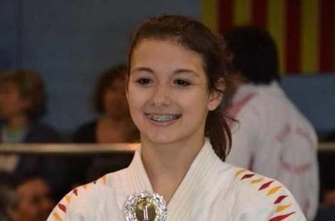 Marta Also, de Canet, se quedó en octavos en el Campeonato de Europa de Judo