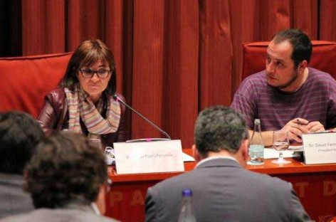 Antifrau considera que la hija de Pujol no cometió delito al trabajar 19 años para un ayuntamiento sin haber superado un concurso