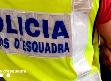 Detenidos siete jóvenes por varios robos cometidos en El Masnou y Alella