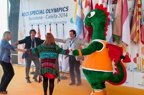 Calella recibe a 500 deportistas con discapacidad intelectual