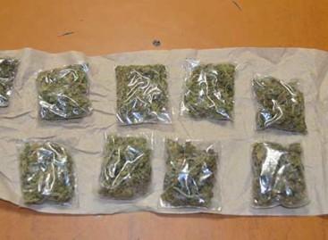 Detenido a la puerta de una escuela de Vilassar de Dalt un individuo que quería vender marihuana