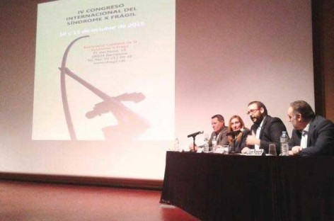 Mataró acoge un congreso internacional sobre el Síndrome X frágil