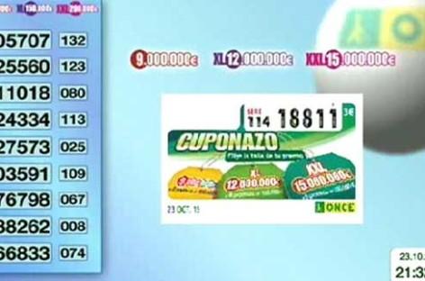 La ONCE reparte 100.000 euros en Mataró