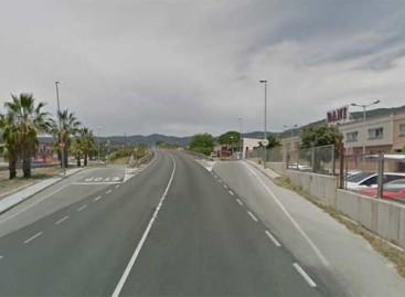 Un joven de 16 años, vecino de Cabrils, fallece en un accidente de moto en Vilassar
