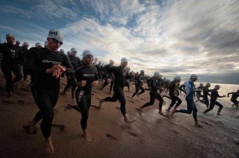 Récord de participación en el Ironman de Calella
