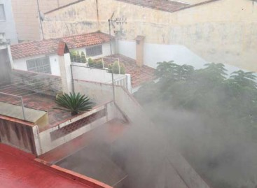Dos heridos al incendiarse una vivienda en Mataró