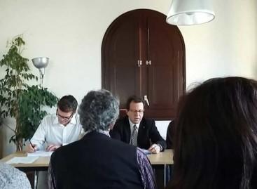 El alcalde de Teià elegido presidente del Consorci del Parc de la Serralada Litoral