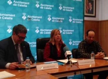 La Generalitat aporta 9.000 euros para el centro comercial a cielo abierto de Calella
