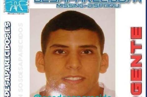 Tras diez dias de búsqueda encuentran sano y salvo el joven desaparecido en Premià de Mar