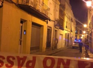 Seis personas desalojadas de una vivienda de Arenys de Mar al derrumbarse el techo
