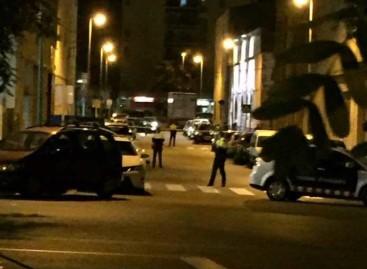 Encuentran muerto a un hombre en el Polígono Pla d'en Boet de Mataró