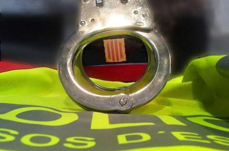 Detenido un hombre en Arenys de Mar por el robo a un domicilio