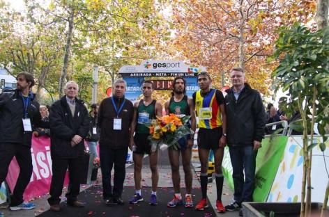 3.000 atletas participaron en la Mitja Marató Ciutat de Mataró
