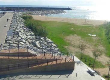 El proyecto de obras de la zona de poniente del puerto de Arenys de Mar sale a licitación