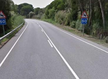 El RACC considera la carretera de Argentona a Vilassar de Mar como la de mayor riesgo de accidentes de Catalunya
