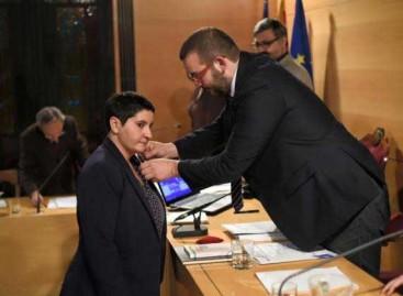 Dolors Guillén (CiU), nueva concejal de Promoción de Mataró y presidenta del Tecnocampus