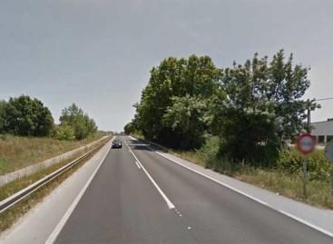 Un motorista de Tordera herido grave tras estrellarse contra un todoterreno