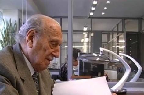 El exregidor de CiU y empresario de Mataró Josep Beltran falleció a los 96 años