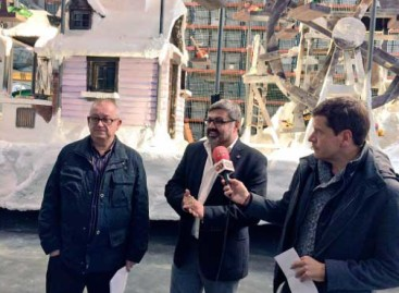 La Cabalgata de Reyes de Mataró  tendrá 700 figurantes, 29 comparsas y 20 carrozas