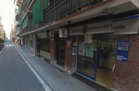 La Lotería Nacional deja parte de un primer premio en Premià de Mar