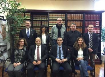 Naveira reelegido como decano de los abogados de Mataró