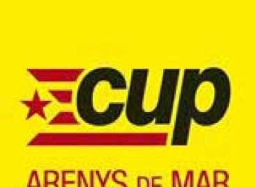 La CUP de Arenys de Mar se desmarca de la decisión de no apoyar a Artur Mas