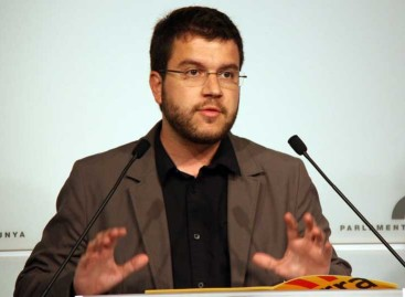 Pere Aragonès (ERC), nuevo secretario general de Economía de la Generalitat