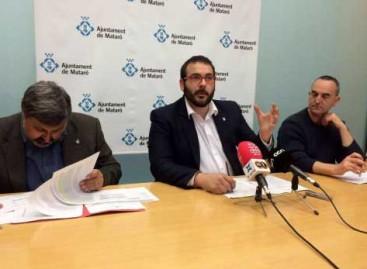 Mataró destinará este año  1'5 millones más a políticas sociales