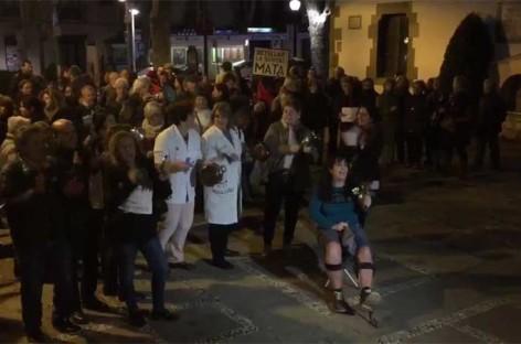 La Generalitat retrasa un mes los recortes sanitarios en el CAP de Arenys de Mar