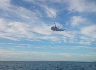 Buscan en toda la costa del Maresme el kayakista perdido en Badalona