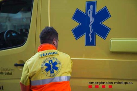 Un vecino de Premià de Mar fallece en un accidente laboral