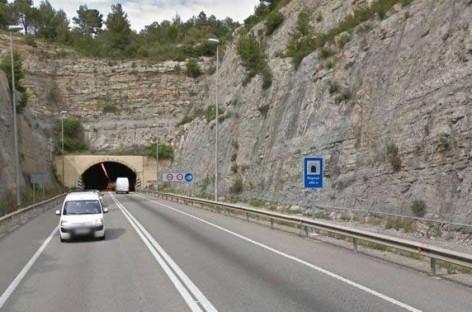Un vecino de Cabrera muere atropellado por un camión en Castellbell i el Vilar