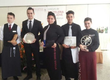 Un joven de Sant Boi se proclama mejor coctelero joven de Cataluña en Sant Pol