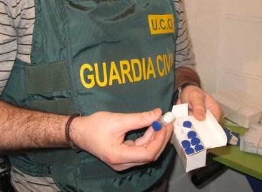 La Guardia Civil desarticula una banda de tráfico de cocaína que operaba desde Mataró y Argentona