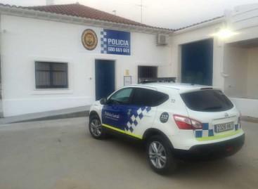 La policía de Santa Susanna asiste a un parto en plena calle