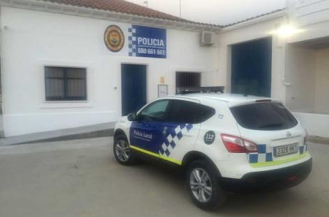 Un drogadicto muerde y hiere a dos agentes de la policía local de Santa Susanna