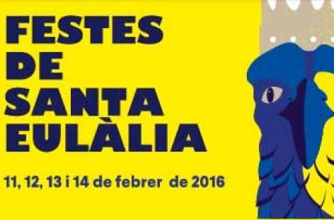 Mataró, ciudad invitada en la fiesta de Santa Eulàlia de Barcelona