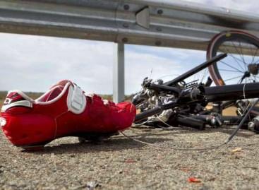 Muere atropellado un ciclista en Mataró
